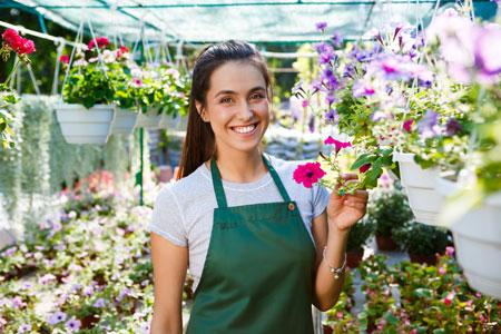 Páginas web para floristerías en Sevilla