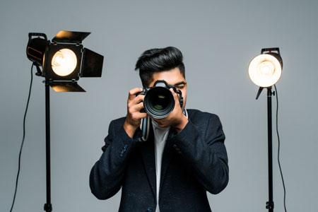 Páginas web para fotógrafos en Sevilla