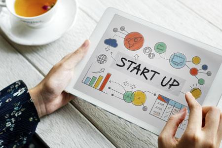 Diseño web para startup en Sevilla